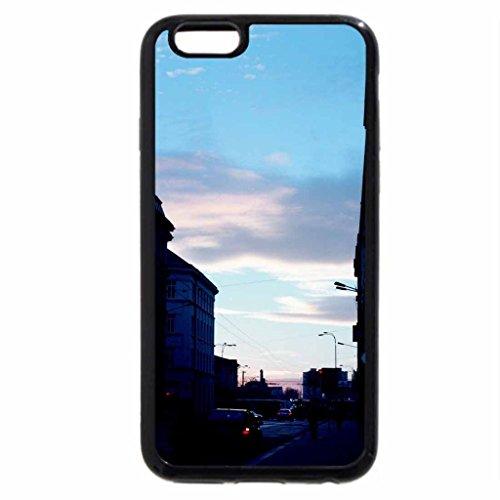 iPhone 6S / iPhone 6 Case (Black) skyporn