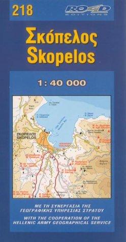 Skopelos 1 : 40 000