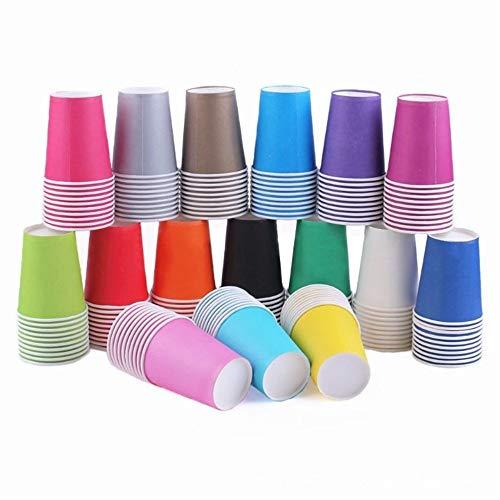 cher Mit 250ml Aus Papier (Capacity : 250ml, Color : A1) ()