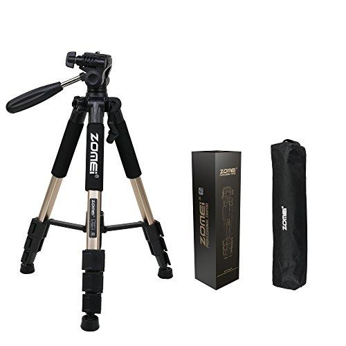 ZOMEI®Q111 Trépied professionnel pour appareil photo et camera avec un sac de transport....