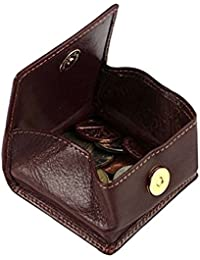 8262a5def Golunski Mens Ladies LEATHER COIN TRAY/PURSE Collection Magnetic Popper
