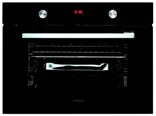 Horno Multifunción NODOR D5008DTBK 45cm Negro