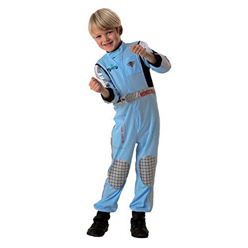 nn Mc Missle Gr. S (3-4 Jahre) Fasching Karneval Kostüm Kinderkostüm Mottoparty Overall ()
