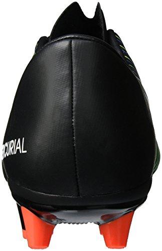 Nike Men 831963-013 Scarpe Da Calcio Nere (nero / Bianco-elctrc Verde-prmnt Bl)