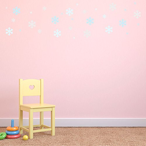 supertogether-mixed-snow-flakes-repositionable-wall-stickers-set-of-30