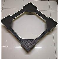Amarks Fiber Heavy Duty Adjustable Fully Top Loading Washing Machine Trolley Best Suitable for Fully Automatic Godrej 6 kg Washing Machine