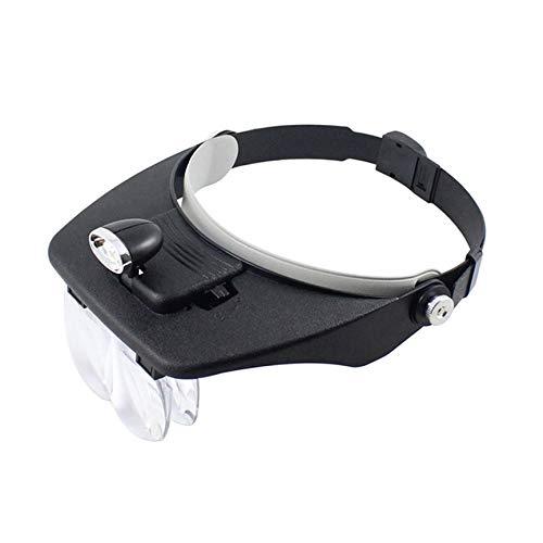 VCB LED-Lampe Headset Lupe Kopf Licht Juwelier