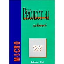 Project 4.1 pour Windows 95