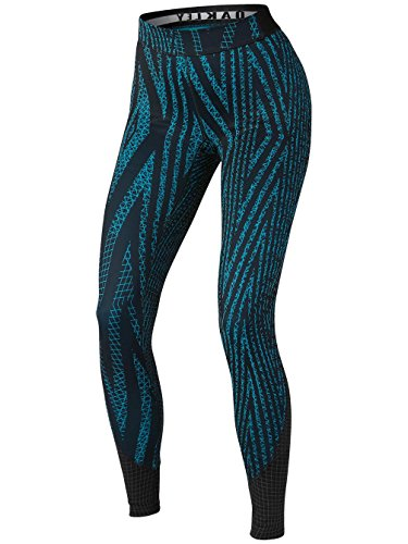 Oakley Rebel Tights Damen, Lake Blue, FR: M (Größe Hersteller: M)