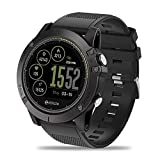 Garsent 3,1 cm Smartwatch, Display IPS Color Bluetooth 4.0 Smart Wristband...