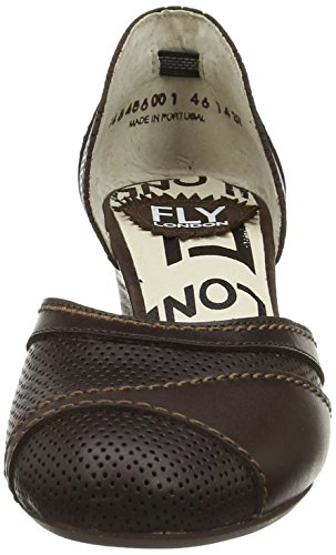 Fly London Klee, femme Marron - Brown (Dk Brown)