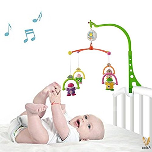 SWEET CUDDLES MUSICAL for Infants Toddler New Born Baby Harmonious Musical Toy (Multicolor) BY Cora