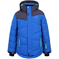 ICEPEAK Helios Junior Chaqueta, Infantil, Azul Real, Size 176 cm