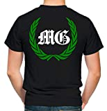 Gladbach Kranz T-Shirt   Liga   Trikot   Fanshirt   Bundes   M1 (XL)