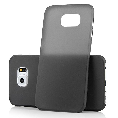 """iPhone 5C Schutzhülle """"Ultra Thin"""" - Ultra Dünnes Case in schwarz aus Polypropylen - transparente Hülle von MC24 schwarz"""