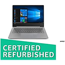 (CERTIFIED REFURBISHED) Lenovo 81F8001CIN 14-inch Laptop (A6-9225/4GB/1TB/Windows 10 Home/Integrated Graphics), Platinum Gray