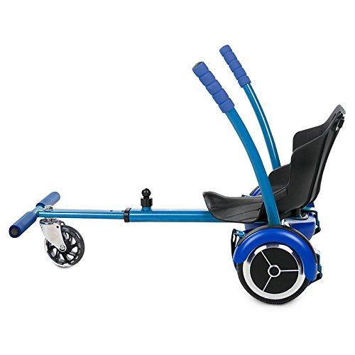"""'hoverkart Stuhl für Zubehör Kompatibel mit Elektro Scooter Hoverboard 6.5""""und 10,"""