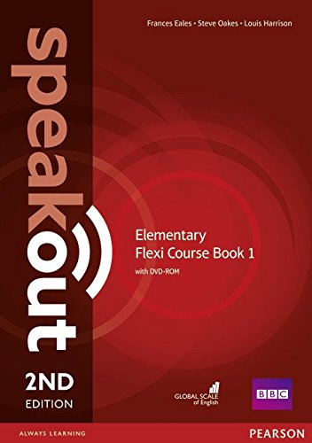 Speakout. Elementary. Student's book. Ediz. flexi. Per le Scuole superiori. Con espansione online: Speakout Elementary 2nd Edtion Flexi Coursebook 1 Pack