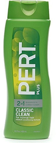 pert-classic-clean-happy-medium-2-in-1-hair-shampoo-conditioner-135-oz-pack-of-2-by-pert