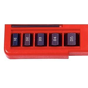 KS Tools 150.0514ausdreh Mère, Taille: 4.14mm pas cher