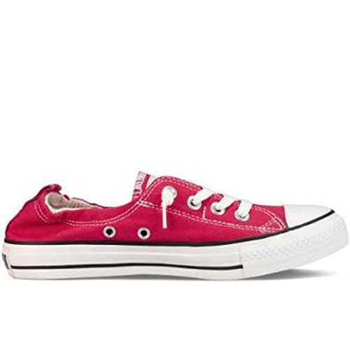 Converse - Chuck Taylor All Star Shoreline Shoreline-base toile Slip-Ox Chaussures à Varsity Red Rouge - Varsity Red