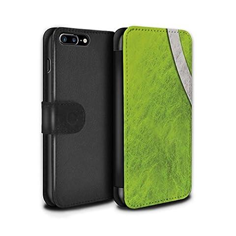 Stuff4 Coque/Etui/Housse Cuir PU Case/Cover pour Apple iPhone 7 Plus