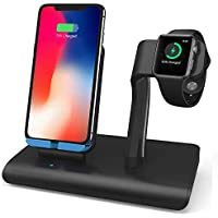 Soporte de Carga Compatible con Apple Watch 4/3/2/1, Cargador