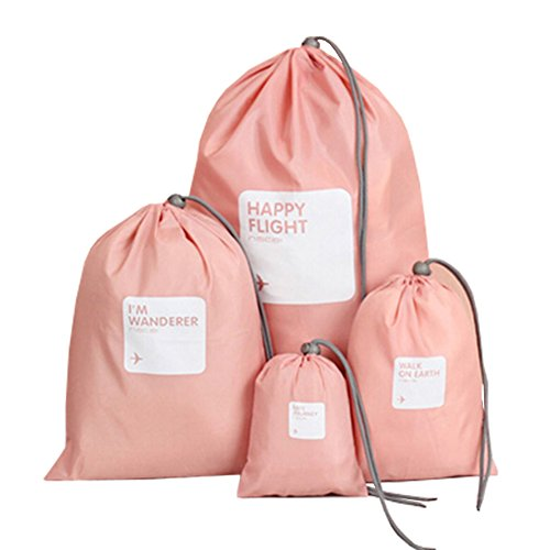 voyage-impermeable-sacs-bagagerie-blanchisserie-cordon-ditty-sacs-rose