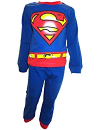 Superman Boy's Pyjamas 18 Monate - 6 ans