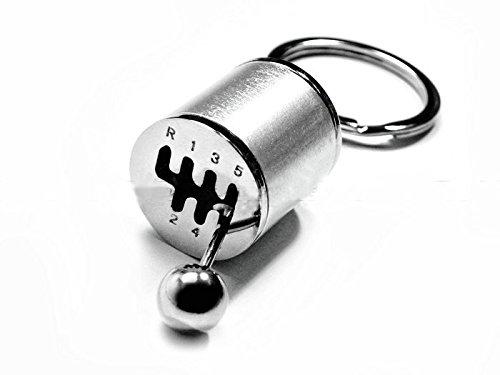 Schalthebel Schlüsselanhänger