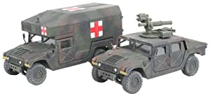 """Revell - 3147 - Maquette Militaire - HMMWV """"TOW & Ambulance"""""""