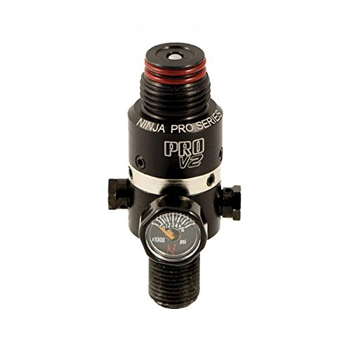 Ninja Pro V2 4500psi Rotational Bonnet Regulator (Regulator Psi Paintball)