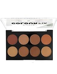Technic Colour Fix Pressed Powder 8 Colour Contour Bronzer Palette