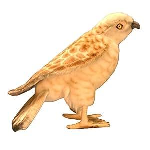 Anima - Peluche Faucon Crécerelle - 27 cm
