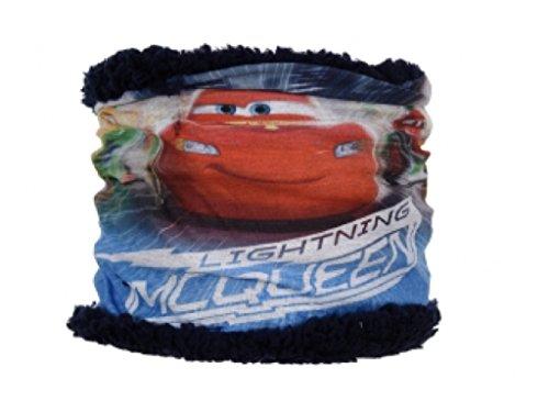 Disney pixar cars 3tubo sciarpa blu navy m