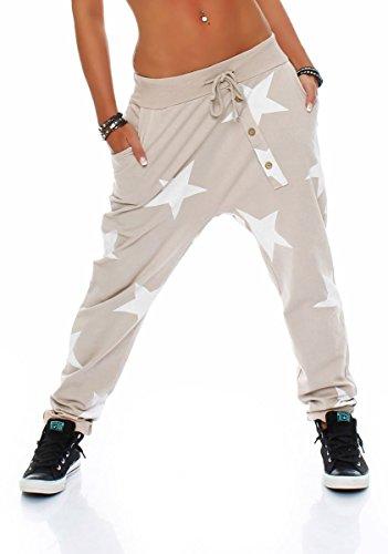 malito-boyfriendhose-star-mit-knopfleisten-baggy-hose-sweatpants-jogginghose-sporthose-freizeithose-