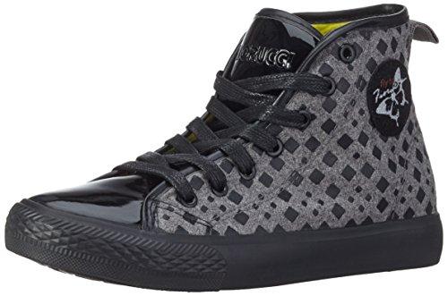 fioruccifdad019-scarpe-da-ginnastica-basse-donna-grigio-grigio-grigio-37