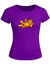 Garfield Tops T shirts - Camiseta - para mujer