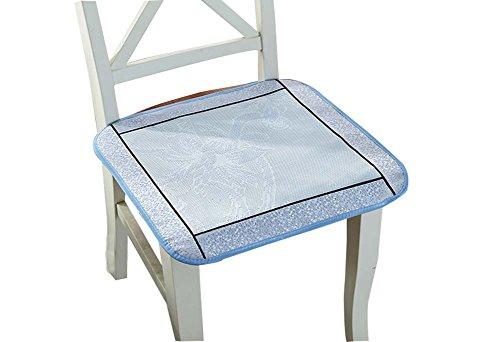 Sommer-Eis-Silk Kissen Slip-Breathable kühle Sitzkissen Bürostuhl Kissen