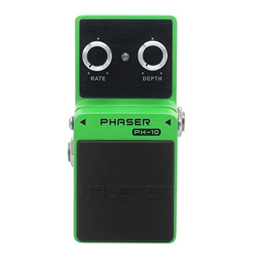 Valeton Loft PH-10 Phaser Guitar Effects Pedal Sound Based on Boss PH-1 Phaser Pedal - 1 Phaser