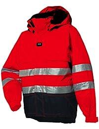Helly Hansen 71376 Ludvika HellyTech Waterproof High-Visibility Jacket