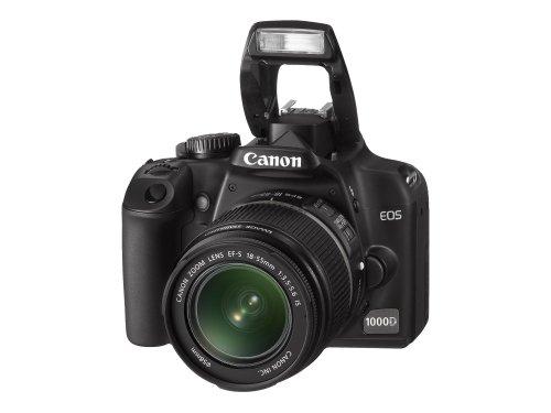 Canon EOS 1000D SLR-Digitalkamera_5