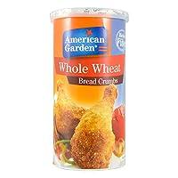 American Garden Whole Wheat Bread Crumbs - 425 gm