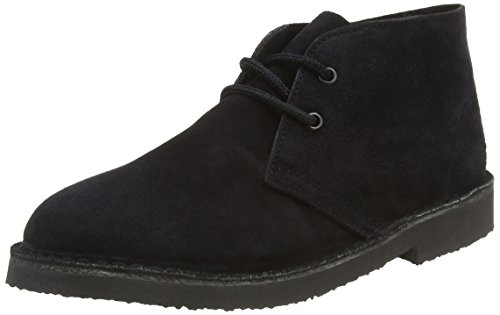 Gringos M467AS Mens Desert Boots In Black, Size: 7