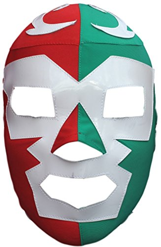 deportes-martinez-adult-dr-wagner-lucha-libre-mask-one-size-lycra-multicoloured