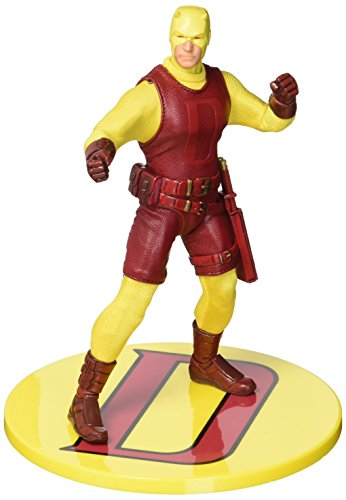 Mezco Toys one-12 Collective: Marvel Daredevil Action Figur, ()