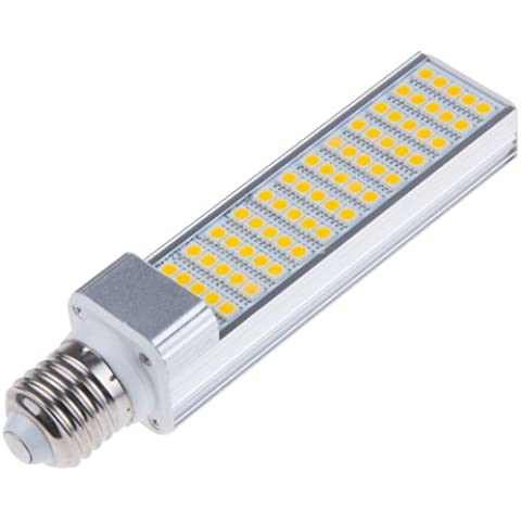 Bloomwin-led e27 lampada Corn light 13w AC220V 5050SMD bianco caldo 180 gradi