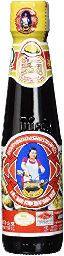 Mae Krua Oystersauce, 1. Qualität, 6er Pack (6 x 150 g Glas) Glas-sauce-gerichte