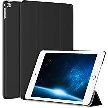 JETech iPad Air 2 - Funda carcasa case con stand función y auto-sueño/estela para Apple iPad Air 2, Negro