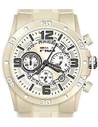 Fila Reloj analogico para Hombre de Cuarzo con Correa en Caucho FA1033-02